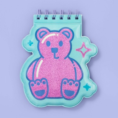Bear-Shaped Wire Journal - More Than Magic™