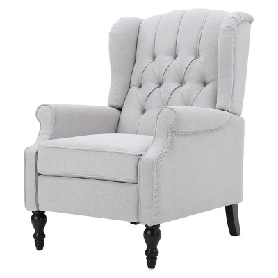 Walter Recliner - Light Gray - Christopher Knight Home