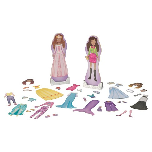 KidKraft® Magnetic Dolls - Trends & Fairytales - image 1 of 3
