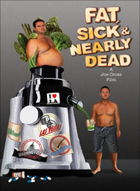 Fat sick and nearly dead (DVD) - image 1 of 1