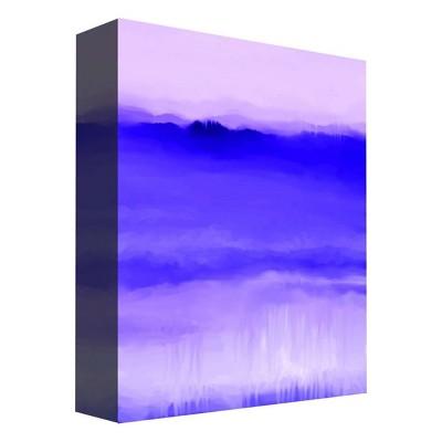 "11"" x 14"" Purple Tones Decorative Wall Art - PTM Images"