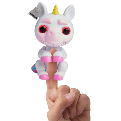 Grimlings - Unicorn - Interactive Animal Toy - By Fingerlings