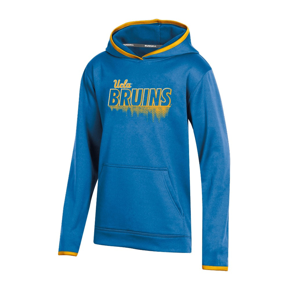Ucla Bruins Boys' Performance Hoodie - M, Multicolored