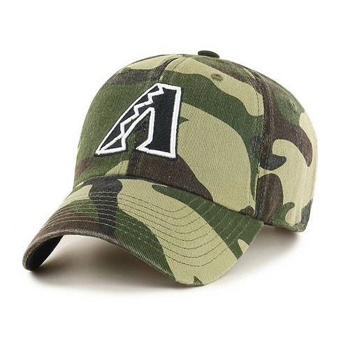 MLB Men's Camouflage Cleanup Hat - image 1 of 2