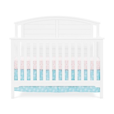 Forever Eclectic Hampton Curve Top 4-in-1 Convertible Crib