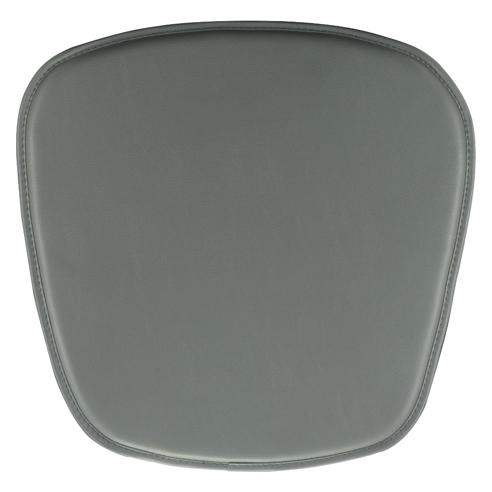 Image of Dining Chair Cushion Gray - ZM Home