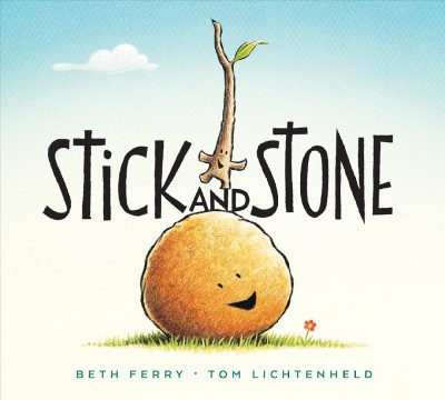Stick and Stone (Board Book)- by Beth Ferry (Board_book)