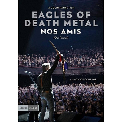 Eagles of Death Metal: Nos Amis (Our Friends) (DVD) - image 1 of 1