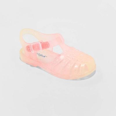 Toddler Girls' Sunny Fisherman Jelly Sandals - Cat & Jack™