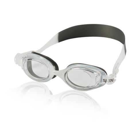 Speedo Adult Hydrofusion Goggle - Clear - image 1 of 1