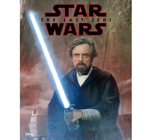 Star Wars The Last Jedi -  (Disney Storybook Collections) by Elizabeth Schaefer (Hardcover) - image 1 of 1