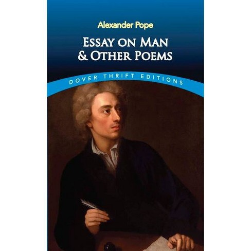 Essay on Man and Other Poems - (Dover Thrift Editions) by  Alexander Pope (Paperback) - image 1 of 1