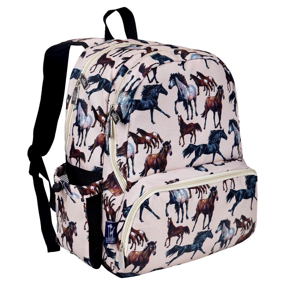 "Image of ""Wildkin 17"""" Horse Dreams Megapak Kids' Backpack - Multicolored"""