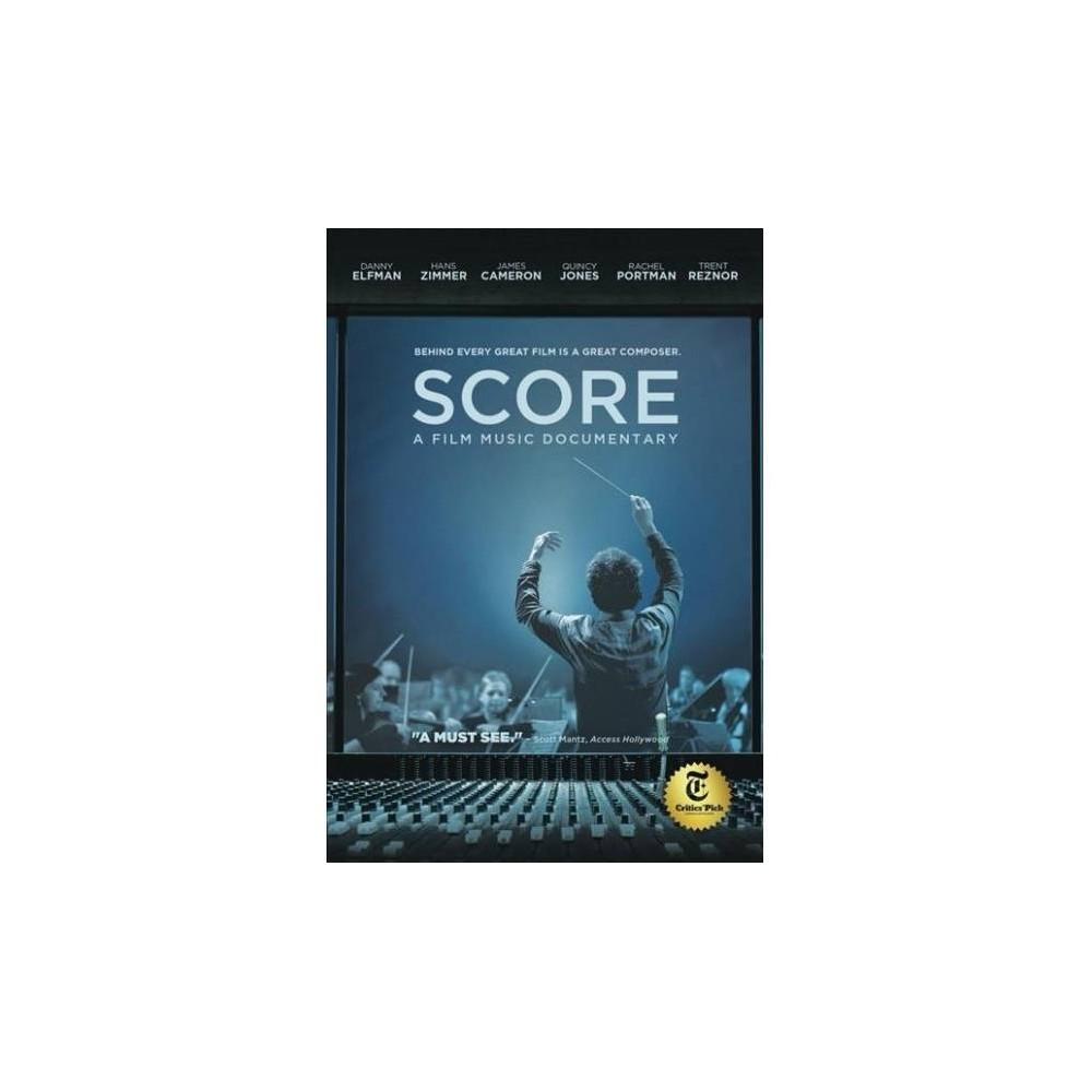 Score:Film Music Documentary (Dvd)