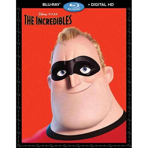 The Incredibles (Blu-ray) - image 1 of 1