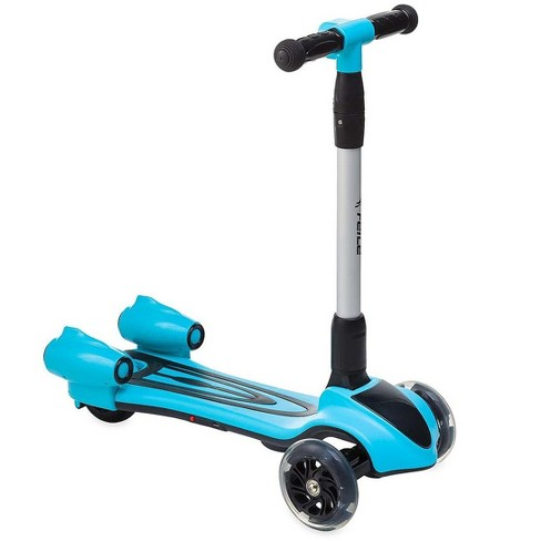 """HearthSong - Kids' Foldable Steam Scooter with Rechargeable Batteries, 24""""L x 11""""W x 20""""H, Holds Up To 110 Lbs. - image 1 of 2"""