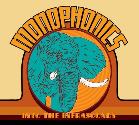 Monophonics - Into the infrasounds (CD) - image 1 of 1