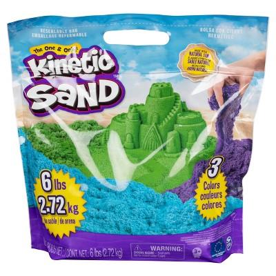 Kinetic Sand 6lb Bag