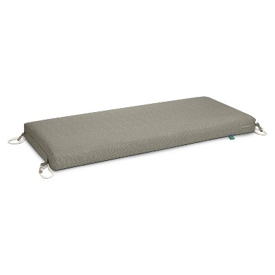 Duck Covers Weekend Water-Resistant Outdoor Bench Cushion - Classic Accessories