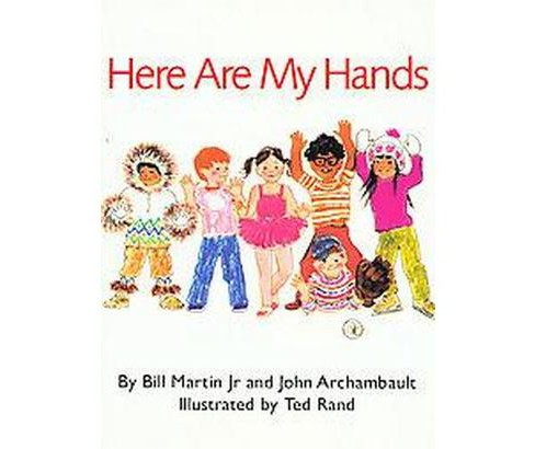 Here Are My Hands (Hardcover) (Bill Martin) - image 1 of 1