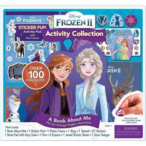 Disney Frozen 2 100pc Craft Activity Set - Bendon - image 1 of 3