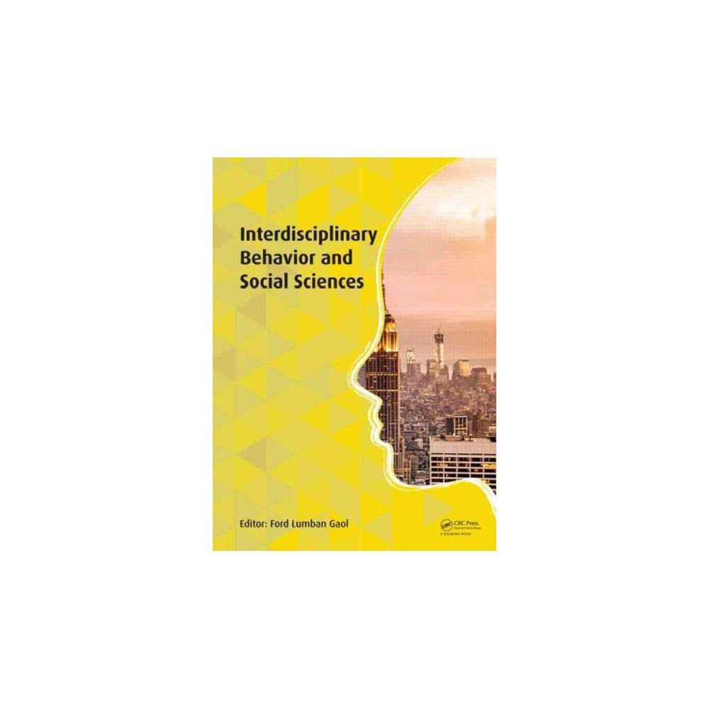 Interdisciplinary Behavior and Social Sc (Mixed media product)