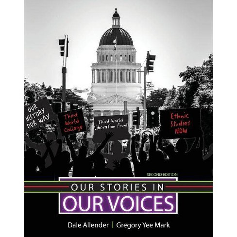 Our Stories in Our Voices - 2 Edition by  Allender-Mark (Paperback) - image 1 of 1