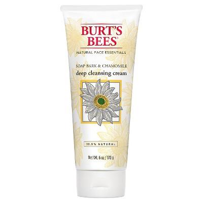 burts bees face cream