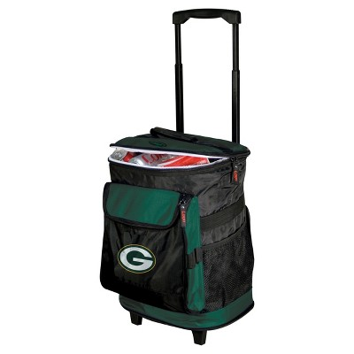 NFL Green Bay Packers 48-Can Rolling Cooler