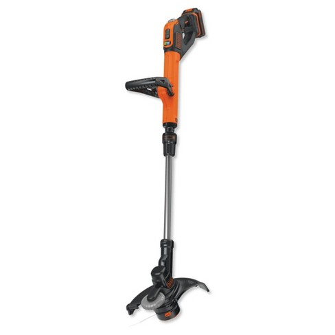 Black & Decker LSTE525 20V MAX 1.5 Ah Cordless Lithium-Ion EASYFEED 2-Speed 12 in. String Trimmer/Edger Kit - image 1 of 2