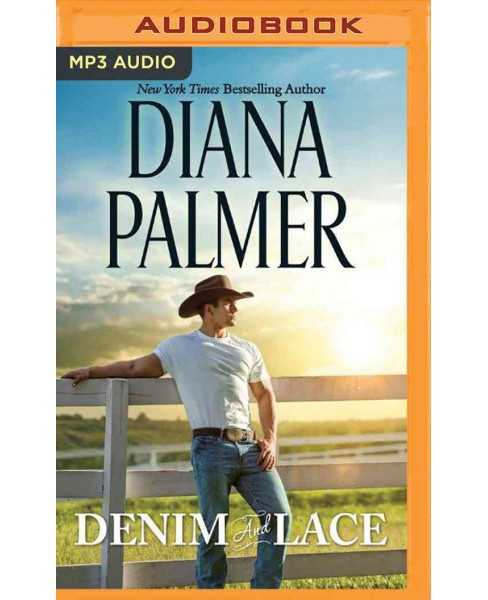 Denim and Lace (MP3-CD) (Diana Palmer) - image 1 of 1