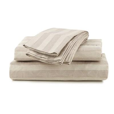 Jungalow by Justina Blakeney Printed Pattern Cotton Percale Sheet Set