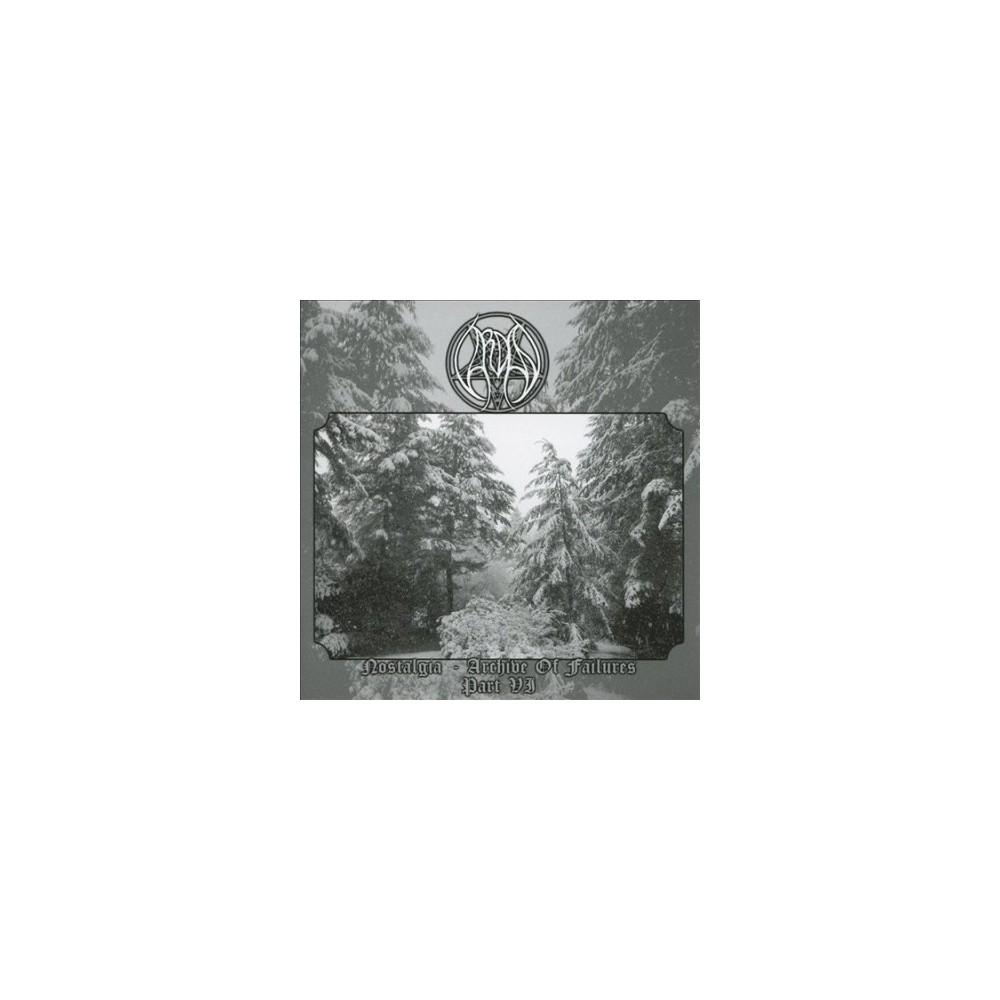 Vardan - Nostalgia:Archive Of Failures Part 6 (CD)