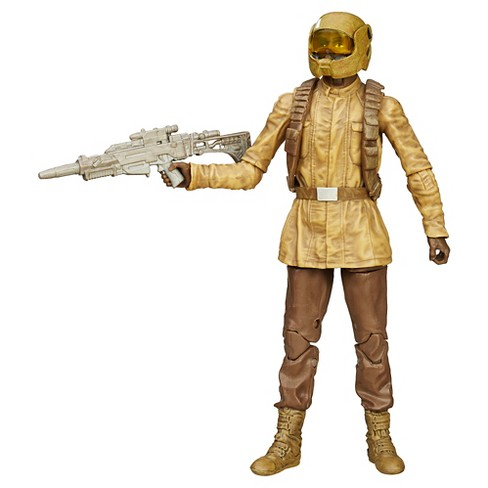Star Wars: The Force Awakens Black Series 6 Inch Resistance Trooper - image 1 of 2