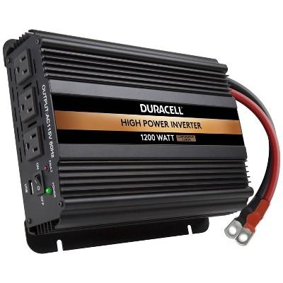Duracell 1200W High Power Inverter