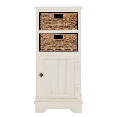 Decorative Storage Cabinets WHT - Safavieh