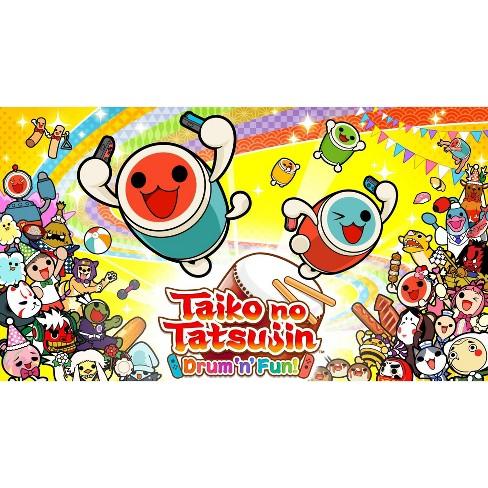 Taiko no Tatsujin: Drum 'n' Fun! - Nintendo Switch (Digital) - image 1 of 4