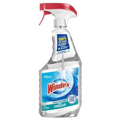 Windex Glass Cleaner Vinegar Spray - 23oz