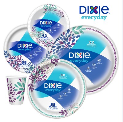 Dixie® Paper Plates, Bowls & Cups Collection : Target