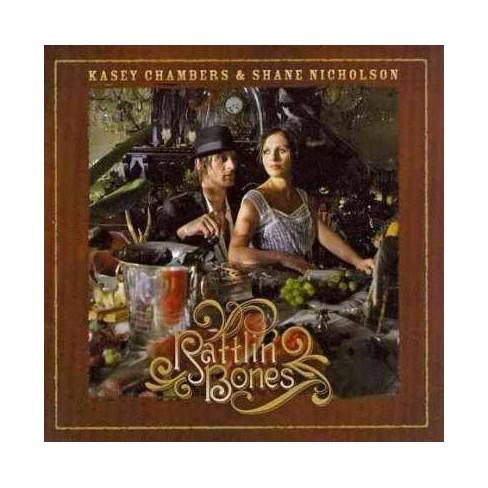 Kasey Chambers - Rattlin' Bones (CD) - image 1 of 1