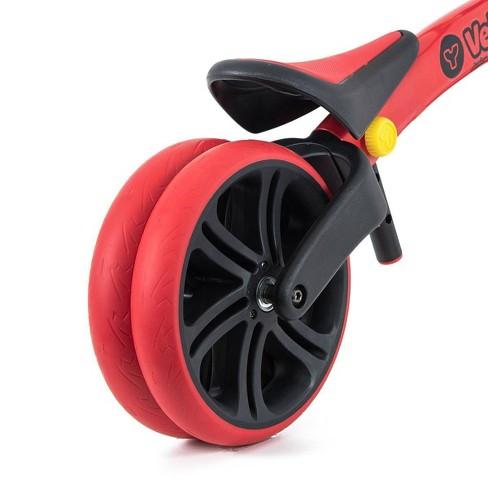 fc7f835c813 Yvolution Y-Velo Junior Balance Bike - Red (2.0) : Target