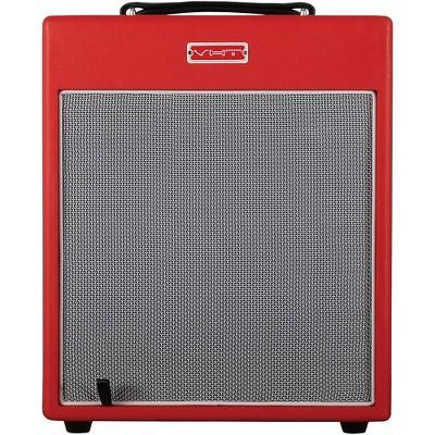 VHT RedLine 25B 25W 1x10 Bass Combo Amplifier Red