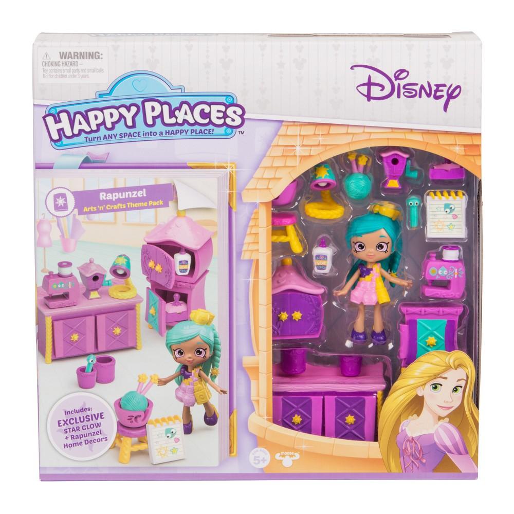 Happy Places Disney Rapunzel Arts & Crafts Theme Pack