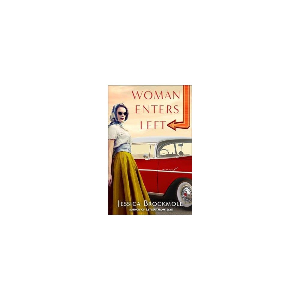 Woman Enters Left (Paperback) (Jessica Brockmole)