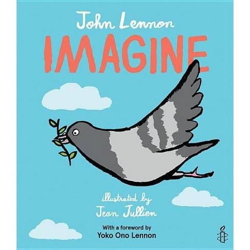 Imagine - by  John Lennon (Hardcover) - image 1 of 1