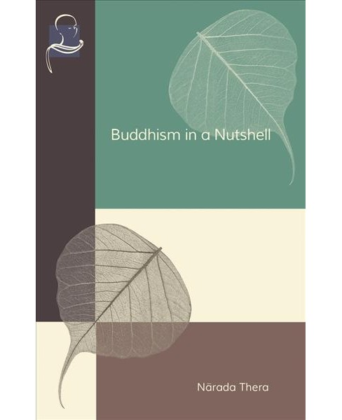Buddhism in a Nutshell -  by Narada Thera (Paperback) - image 1 of 1