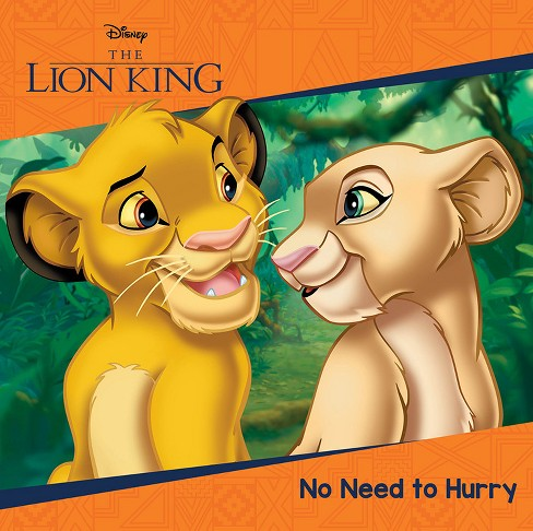 8x8 Storybook Lion King - image 1 of 1