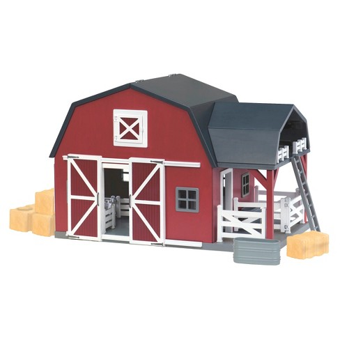 Terra Wooden Horse Barn - image 1 of 5