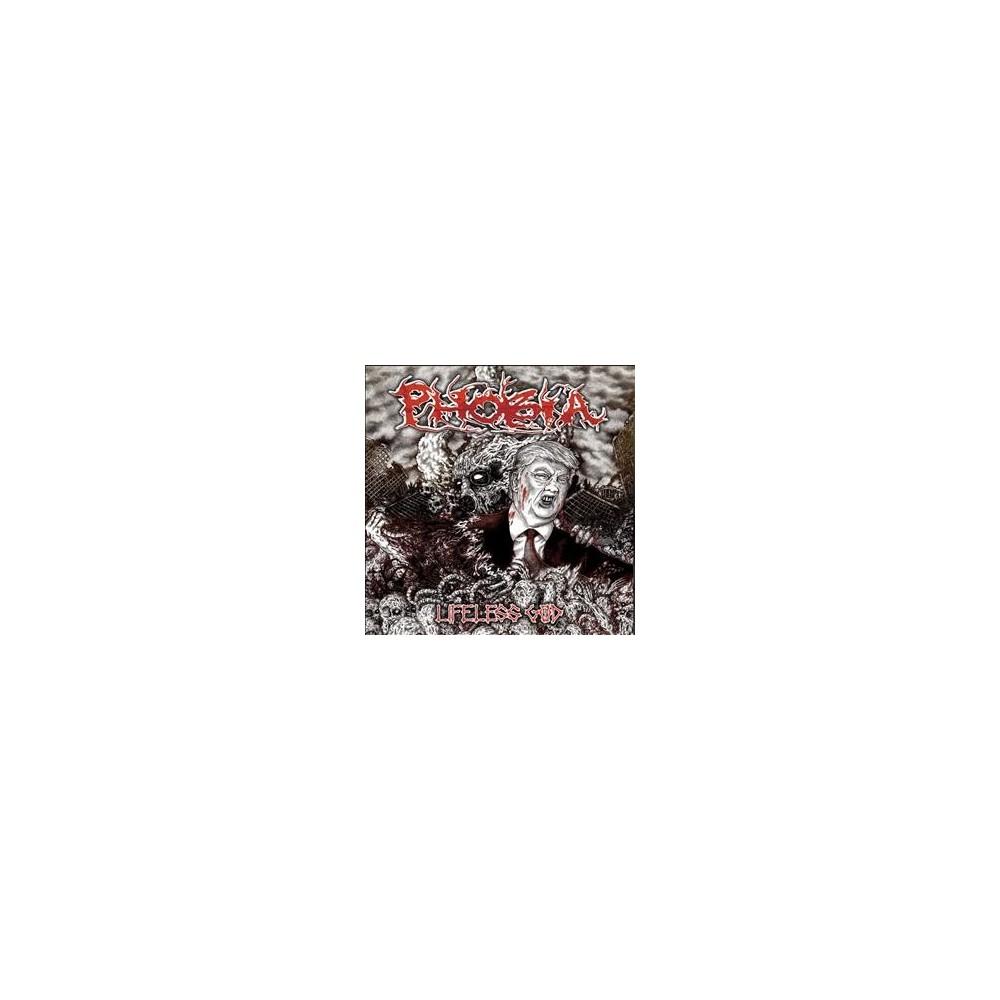 Phobia - Lifeless God (CD)