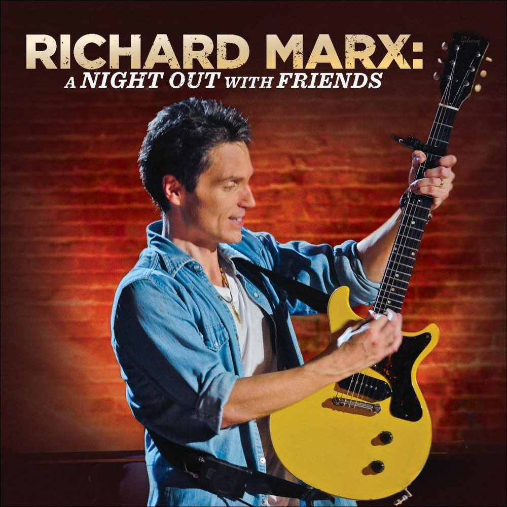 Richard Marx - Night Out With Friends (CD)